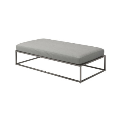 Cloud 75x150 Ottoman by Gloster Furniture