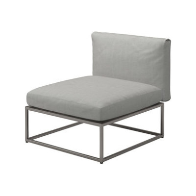 Cloud 75x75 Centre Unit by Gloster Furniture