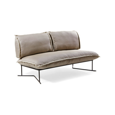 Colorado modern outdoor sofa by Varaschin
