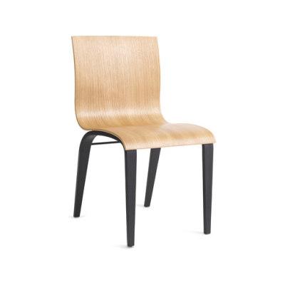 Copenhagen | chair three by Erik Bagger Furniture