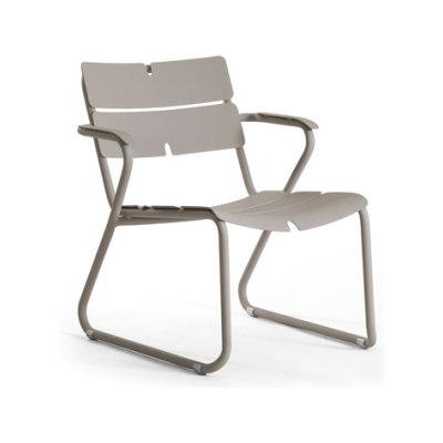 Corail Lounge Armchair by Oasiq