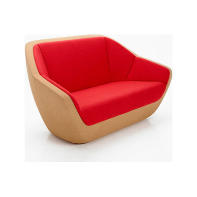 Corques Sofa by PERUSE