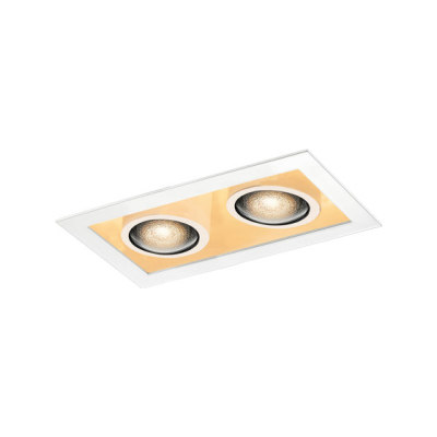 Cranny Spot LED Duo PD R by BRUCK