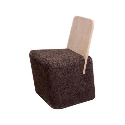 Cut Chair by Blackcork
