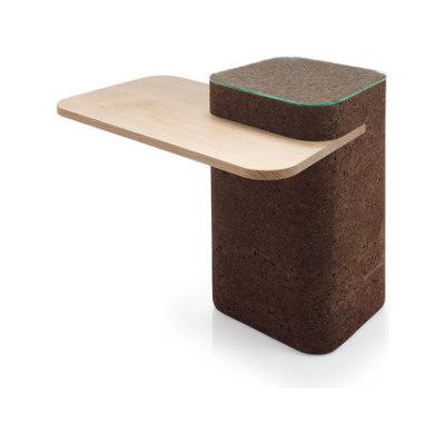 Cut Side Table by Blackcork