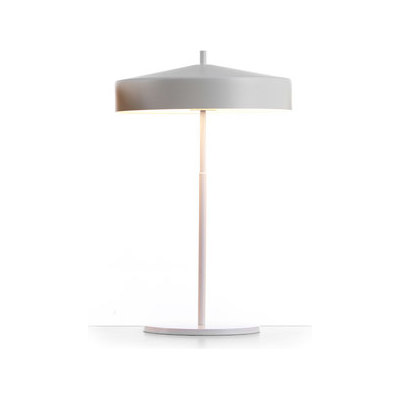 Cymbal 32 tablelamp white white by Bsweden