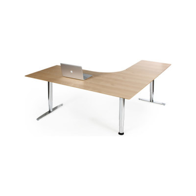 Delta Flex - electric sit & stand frame by Swedstyle