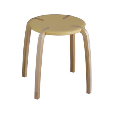 Discus stool by Plycollection