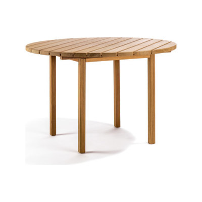 Djurö round dining table by Skargaarden