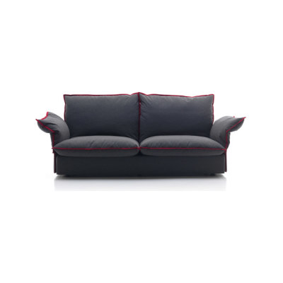 Do-Dolly | 2-seater sofa by Mussi Italy