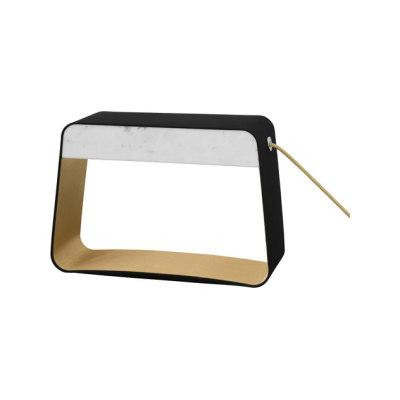 Eau de lumière Table lamp Medium Rectangle by designheure