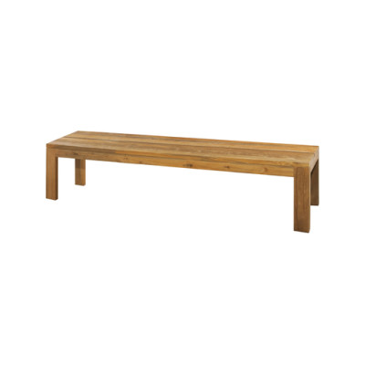 Eden bench 210 cm by Mamagreen
