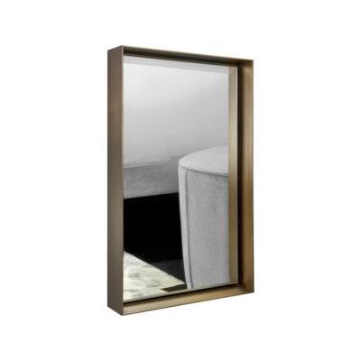 Edge Mirror by Christine Kröncke