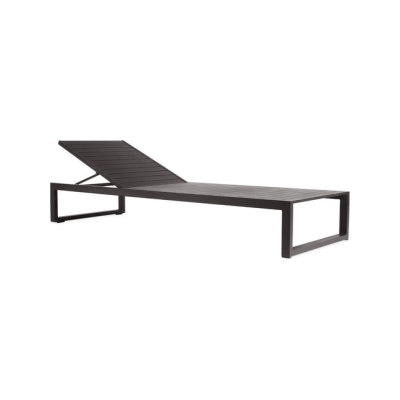 Eos sun lounger by Case Furniture