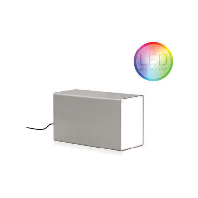 Eraser 260 Silver LED by Moree