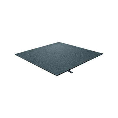Fabric [Flat] Felt azur grey by kymo