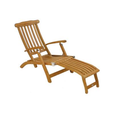 Flores steamer chair by Fischer Möbel
