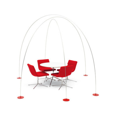 Forest room divider by OFFECCT