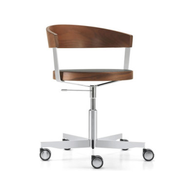 G 125 Swivel chair by Girsberger
