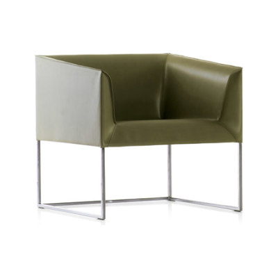 Gavi L lounge armchair by Frag