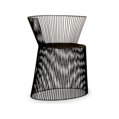 GIBELLINA VESTITA Chair by Baxter