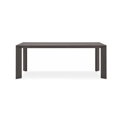 Gill table by Poliform 180/235x90x73.6cm,spessart oak