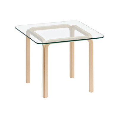 Glasstable Y805C by Artek