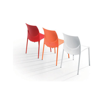 Global without armrests by ENEA