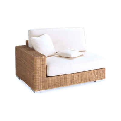 Golf sofa 2 right arm by Point