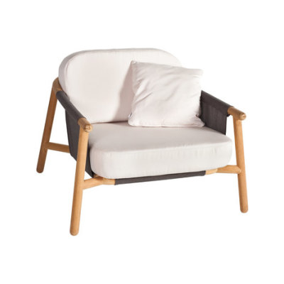 Hamp Lounge armchair by Point