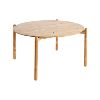 Hamp round dining table by Point