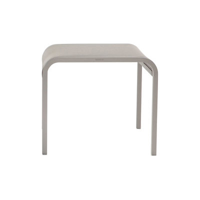 Helios footstool/sidetable by Manutti
