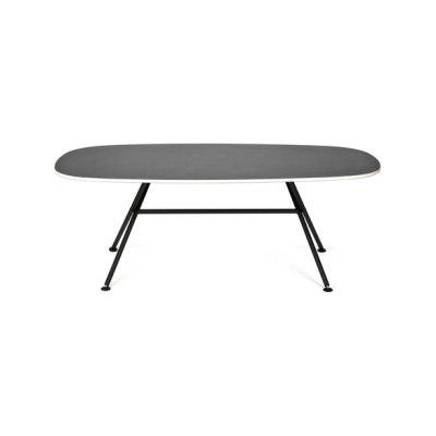High Table Oval by OBJEKTEN