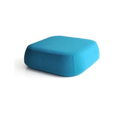 Ile Pouf large square pouf by Bensen