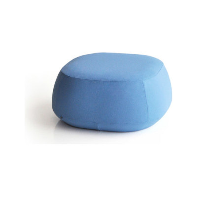 Ile Pouf small square pouf by Bensen