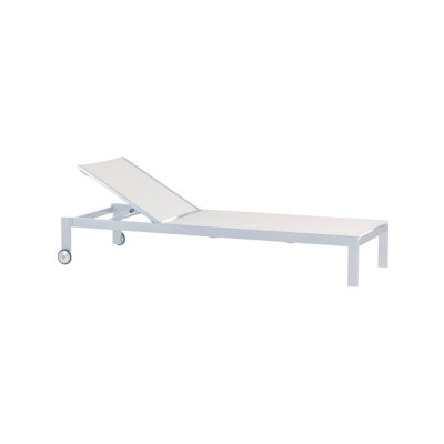 Jazz sun bed by Point