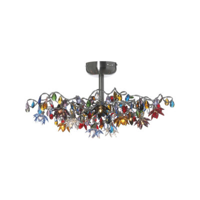 Jewel ceiling light 12-multicolor by HARCO LOOR
