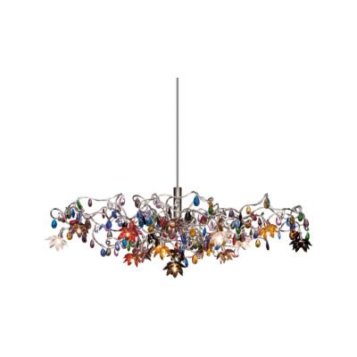 Jewel pendant light 15-multicolor by HARCO LOOR
