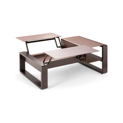 Kama Duo Modular Table by EGO Paris