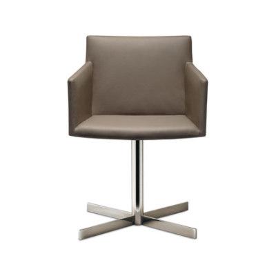 Kati PX swivel armchair by Frag
