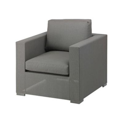 Koro Lounge Chair by Akula Living