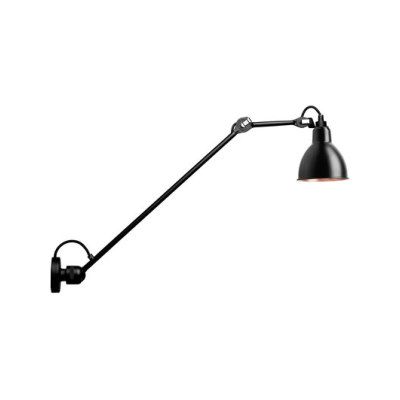LAMPE GRAS - N°304 L60 black/copper by DCW éditions