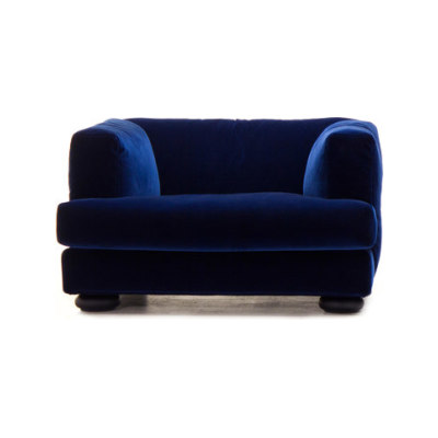 Le Pence | armchair by Mussi Italy