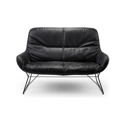 Leya Lounge Couch by Freifrau Sitzmöbelmanufaktur
