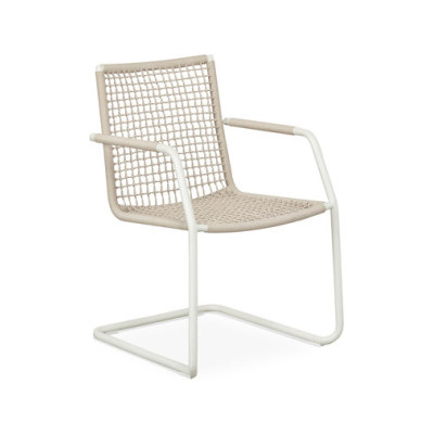 Lodge cantilever chair by Fischer Möbel