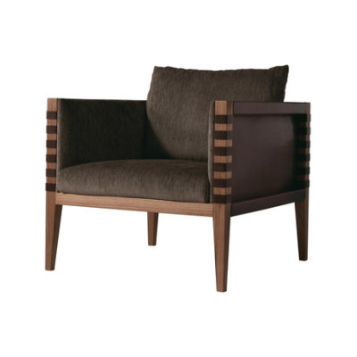 Lupin Lounge Chair by Ritzwell