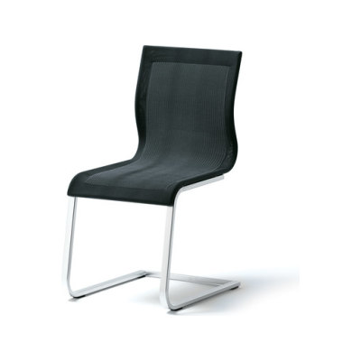 magnum fs strick-tex cantilever chair by TEAM 7