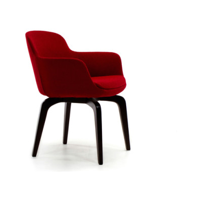 Magò wood | chair by Mussi Italy