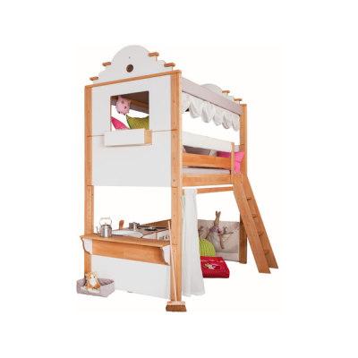 Maison high play bed by De Breuyn