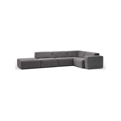 Matu corner sofa by Linteloo
